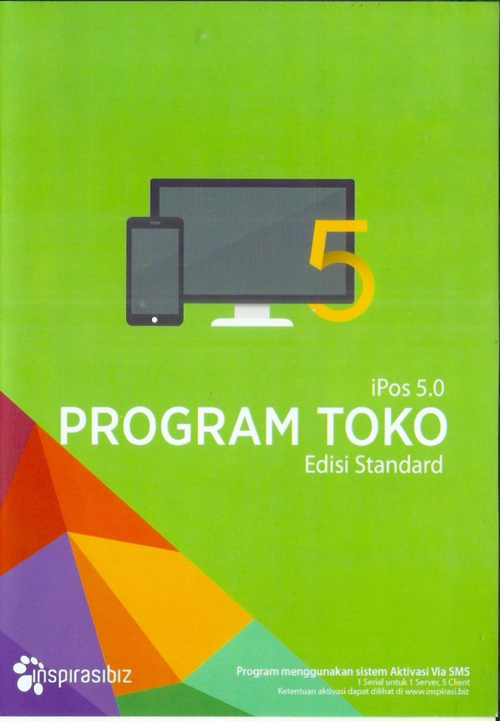 Jual Software Ipos